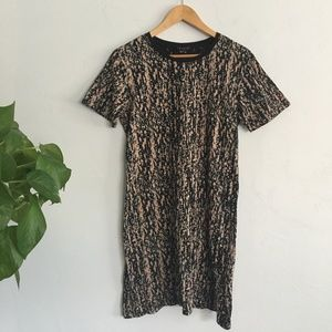 Theory Short Sleeve T-Shirt Dress